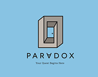 Paradox Quest Room Logo