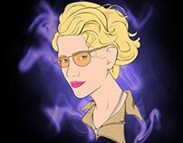 Ghostbusters - Jillian Holtzmann (Kate McKinnon)