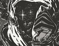 Sci-Fi poster illustrations
