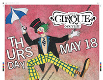 Cirque Nouveau - Chicago 2006