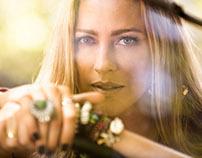 Campaign Dechelles Acqua | Luana Piovani