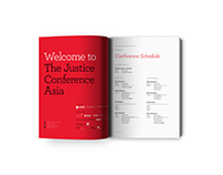 The Justice Conference Asia 2015