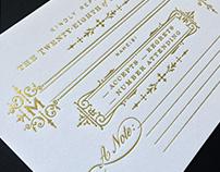 Gretta Wedding Stationery