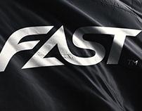 Fast   Visual & Brand Identity