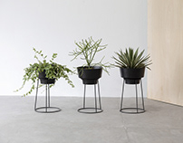 JAVA Plant stand for T44 studio
