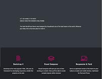 Dark WordPress Theme - Resources