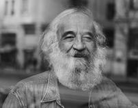 László Mérő | portraits