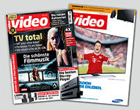 VIDEO Titel 2014-06 and SAMSUNG Brochure