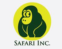 Logo Design - Safari Inc.