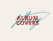 Lettering Album Covers Project