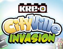 Kreo Cityville Invasion