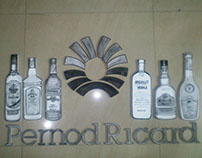 PERNOD RICARD PROJECT