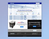 Roam Website & Branding