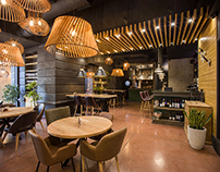 "Alaska Restaurant / ""Archangel Architectural Studio"""