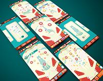 Pinball for mobile
