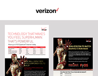 Iron Man 3 Promotion with Verizon