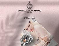Bottega Boccadamo Charms catalog