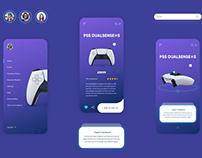 PS5 Store App