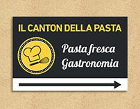 Insegne: Il Canton della Pasta