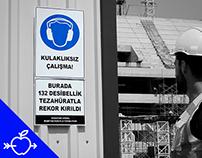 Akıllı Stadyumun Akıllı Tabelaları - Vodafone Arena