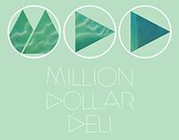 Million Dollar Deli Logo