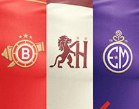 Equipos del fútbol peruano - Liga 3 - Parte 2