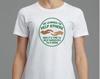 T-Shirt Design for Masters Graduates