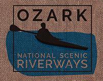 Ozark National Scenic Riverways Branding & Logo Design