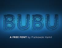 BUBU FONT FREE DOWNLOAD TYPEFACE