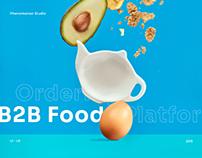 The Ordering.App - B2B food ordering platform