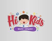 Hi Kids _ Logo remake