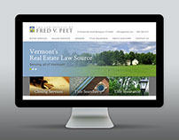 Law Offices of Fred V. Peet - Website
