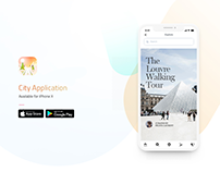 City App - Explore, Search, Access #iconcontestxd