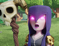 Clash of Clans - Mother & Son
