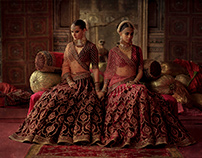 Sabyasachi Winter 2019 bridal.