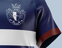 Rugby Club Nyon   Kit Design