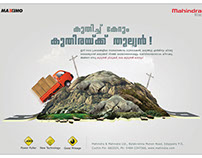 Campaign for Mahindra
