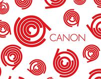 Canon Logo Redesign