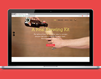 Belgian Brewery Website Redesign • Reactive Web Design