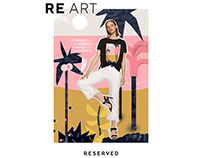 Reserved t-shirts