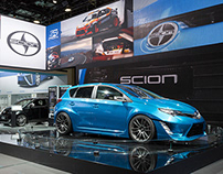 SCION at the North American Inter'l Auto Show