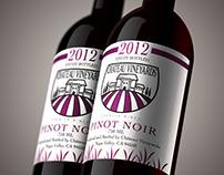 Chateau Vineyards Label Campaign