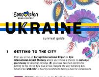 Eurovision Kyiv Guide 2017