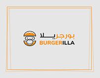 Modern Logo Branding For a Restaurant
