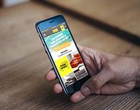Web/App Galerías del Tresillo