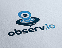 Logo for observ.io