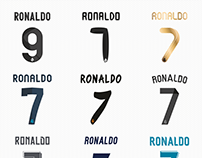 Cristiano Ronaldo Real Madrid Printings
