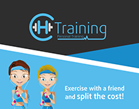 CH Training | Business Cards