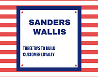 Sanders Wallis: Family Business