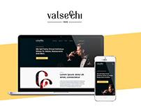 VALSECCHI Web Design & Development WINE TRADING COMPAN